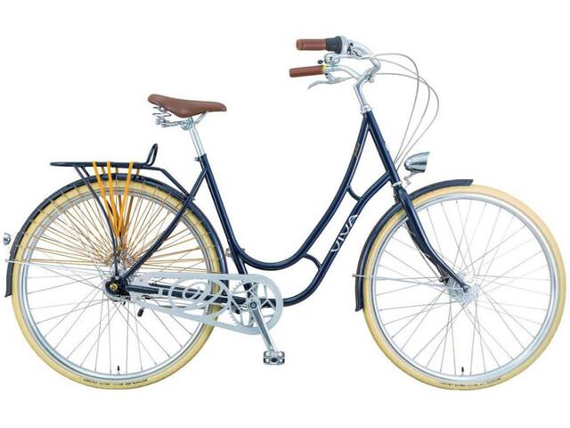 Viva Bikes Juliett Classic Mujer, dark blue